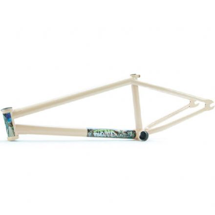Fiend Morrow V3 Brakeless Frame - Matt Tan 21.25""